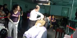 Dr. de Maioによるヒアルロン酸のJuvederm及びボトックスの技術指導